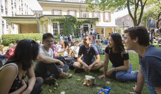 International Students Barbecue