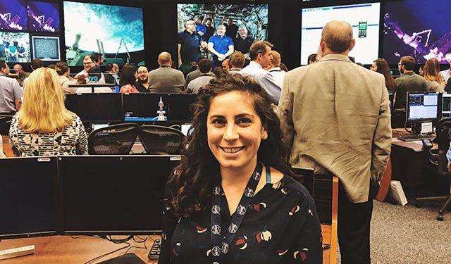 A front-row seat to space: U of T alumna earns elite designation by CSA/NASA to control space robotics missions – October 26, 2018