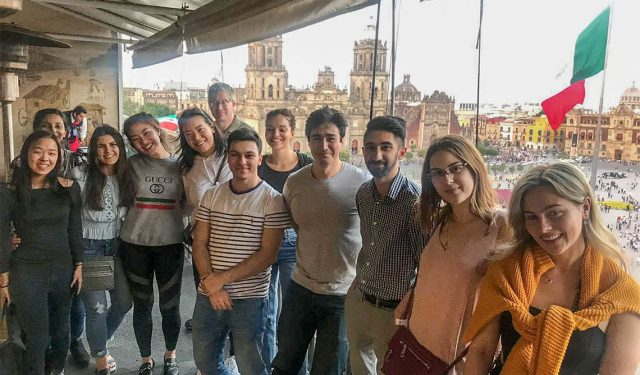 U of T undergraduate students travel to Mexico to research organized crime and corruption – May 29, 2019