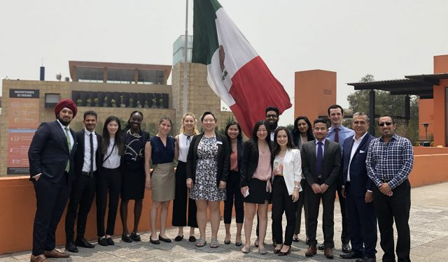Connecting across borders: U of T commerce students explore Latin America's financial hub – July 31, 2019