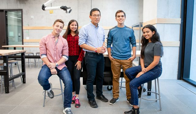 'Incredible and incredibly busy': Engineering's Pearson Scholars on life in a new country, studying at U of T – October 18, 2019