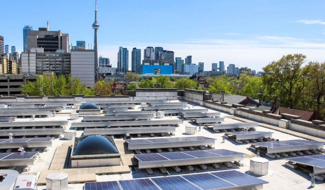 U of T accelerates emissions reduction efforts with new Low-Carbon Action Plan – September 27, 2019