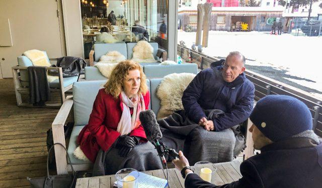 U of T's Cheryl Regehr hosts university leaders' forum in Davos, talks 'power of place' – January 23, 2020