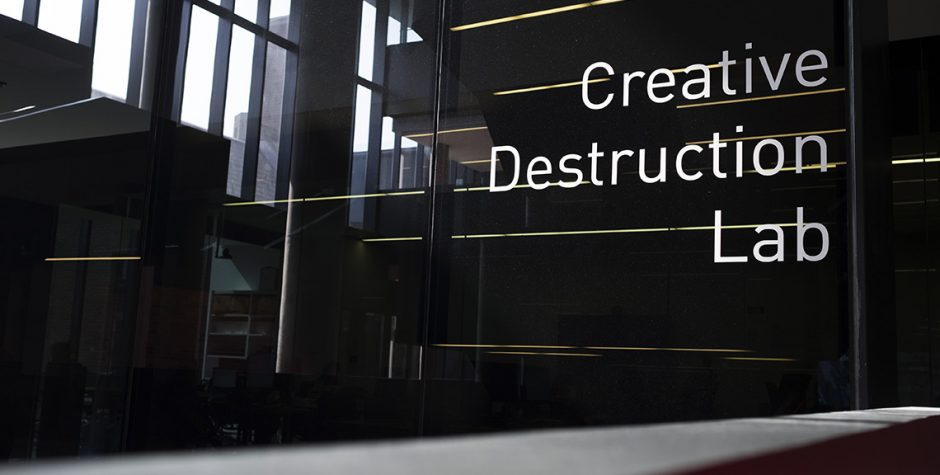 Creative Destruction Lab launches program to accelerate innovations that address COVID-19 – April 6, 2020