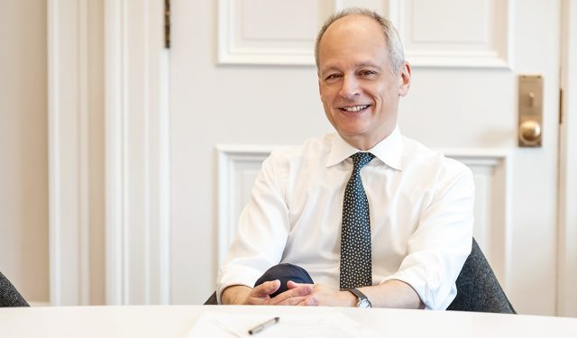 Global research partnerships vital to tackling COVID-19: U of T President Meric Gertler in the Globe and Mail – April 30, 2020