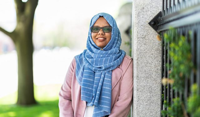U of T grad – and mother of three – Mariam Abeid knows the value of an education: 'I had to fight for it' – June 1, 2020