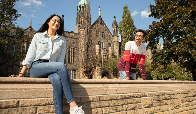 'I just felt normal again': With U of T's help, international students return to campus – September 21, 2020