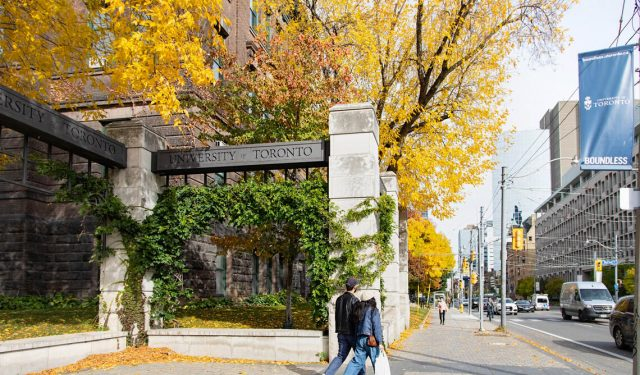 U of T ranked first in Canada in 10 of 11 subjects by Times Higher Education – October 29, 2020