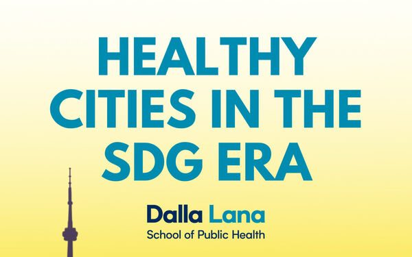 Podcast: What are the SDGs, and why is a Canadian university talking about them – December 18, 2020