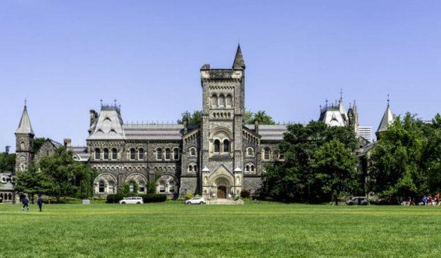 UCL-University of Toronto Strategic Partner Funds 2020/21 recipients – February 25, 2021