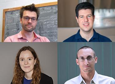 Four Arts & Science researchers receive 2021 Sloan Research Fellowships – February 16, 2021