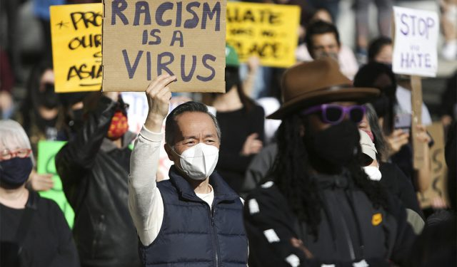 Anti-Asian discrimination on the rise in Canada, U of T researchers find – March 26, 2021