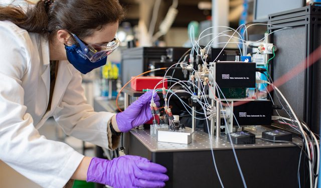 U of T Acceleration Consortium to use AI to develop advanced materials – April 20, 2021