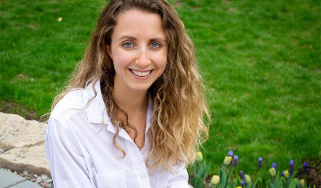 Jillian Sprenger awarded Gates Cambridge Scholarship – April 27, 2021