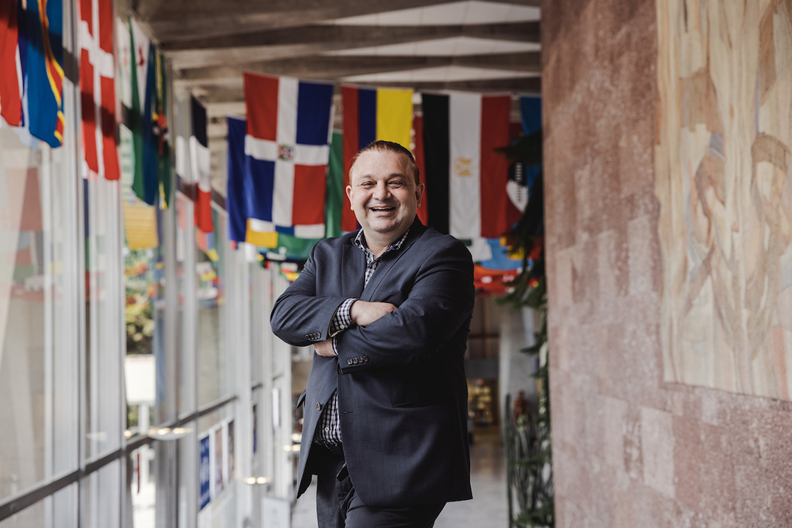 U of T professor – who also works at the WHO – teaches public health students to think like diplomats – July 6, 2021