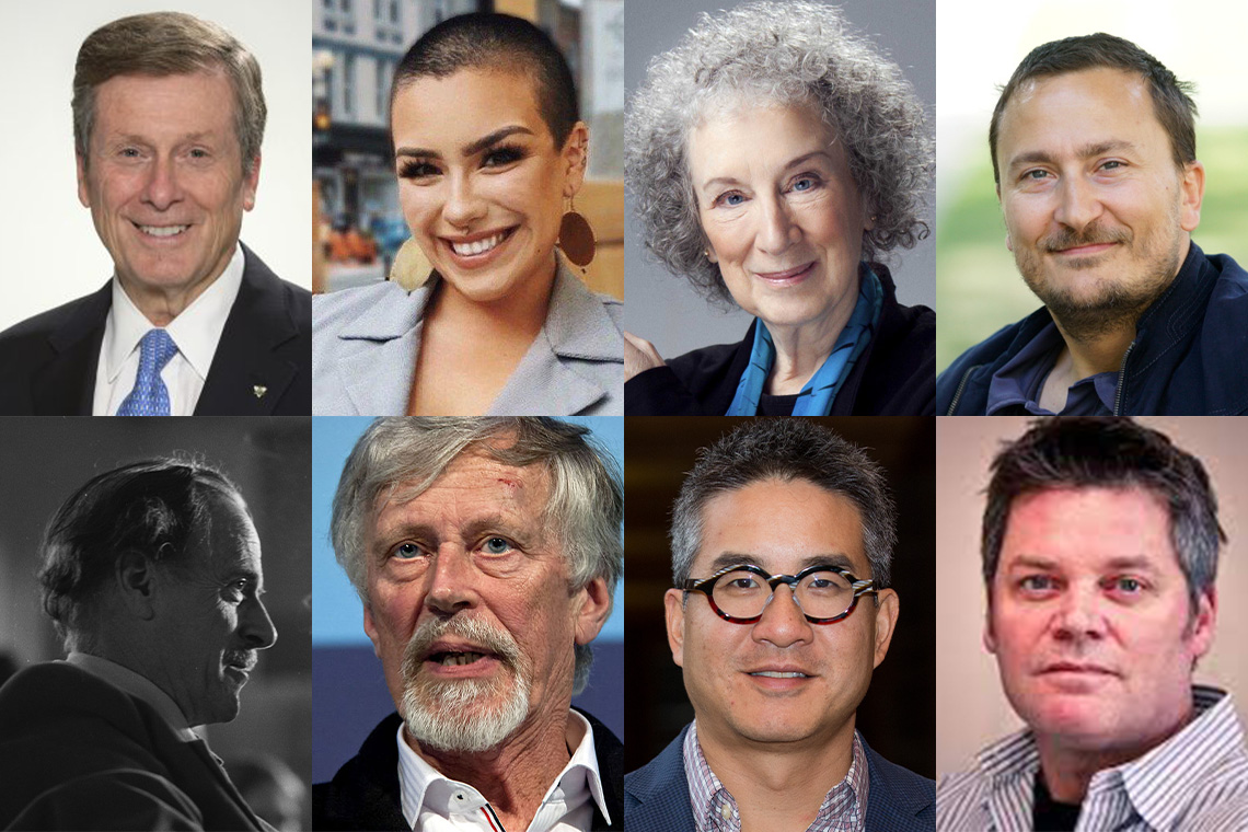U of T prof hosts 'McLuhanesque' marathon talk with VP, International Joe Wong, Margaret Atwood, and others – July 20, 2021