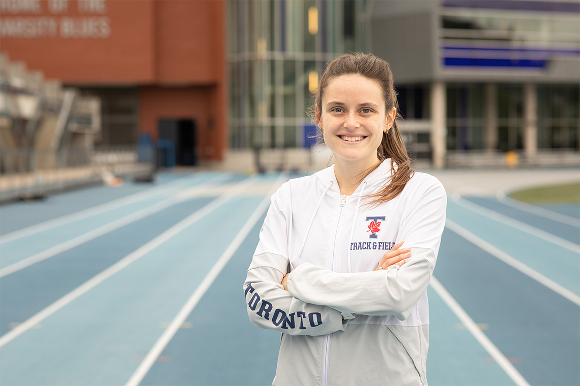 Friends and family: U of T's Lucia Stafford to share track with big sister in Olympic debut – July 23, 2021