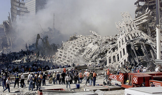 U of T public health experts on what 9/11 and its aftermath revealed about air contaminants – September 10, 2021